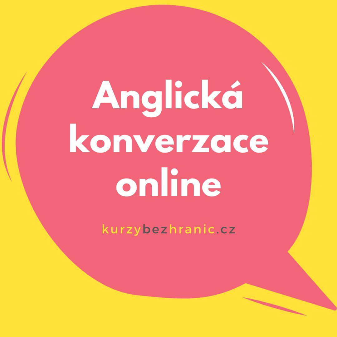 Anglická konverzace online